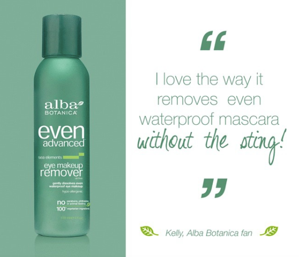 alba botancia the best makeup removers