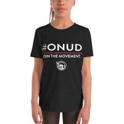 ONUD Youth Short Sleeve T-Shirt