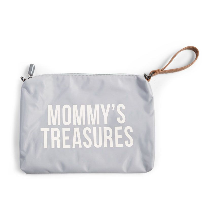 Mommy Clutch Grey
