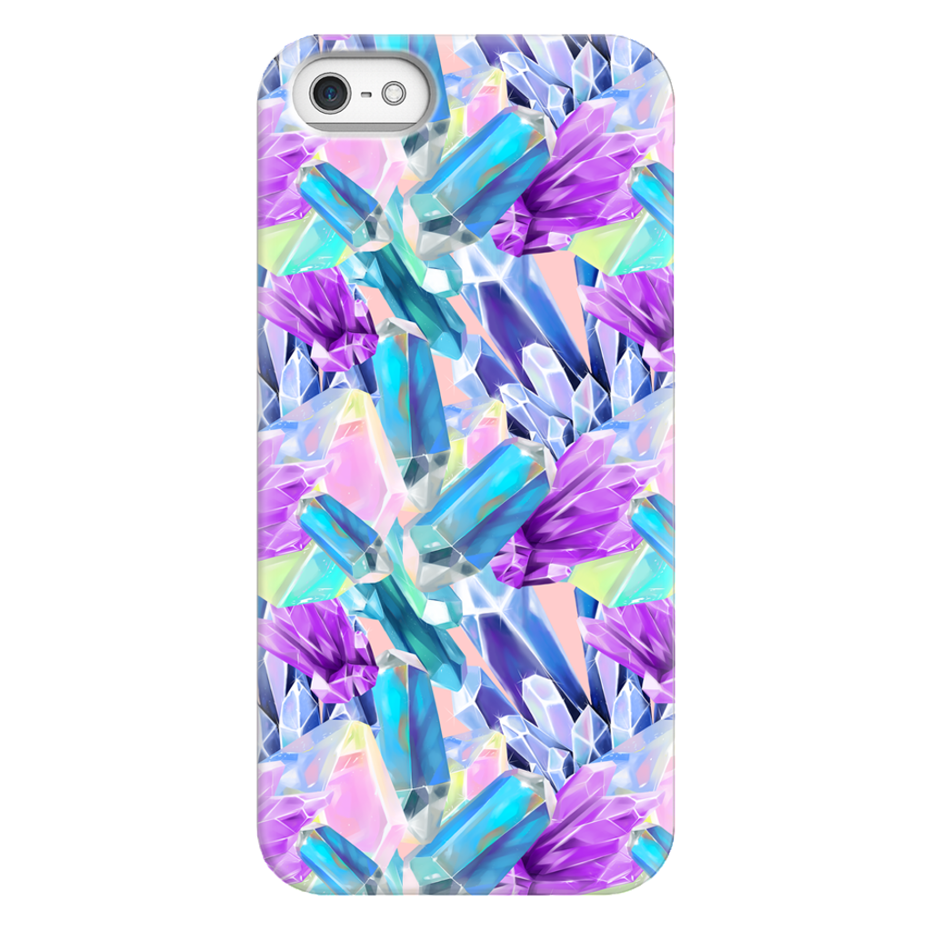 Colorful Crystal Phone Cases