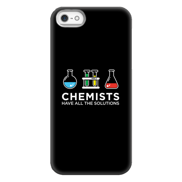 Chemists Have All The Solutions Phone Case SciDye iPhone 5/5s/SE