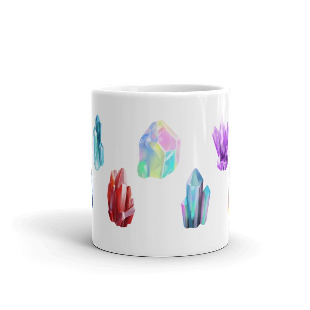Crystal Collection Illustrations Mug SciDye Default Title