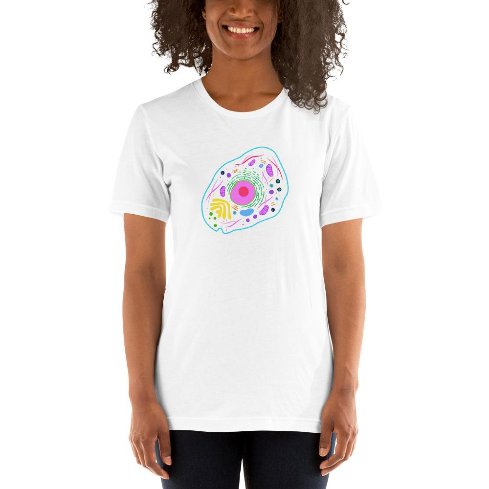 Eukaryote Cell Structure T-Shirt