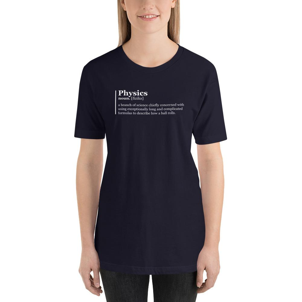 Physics Definition T-Shirt