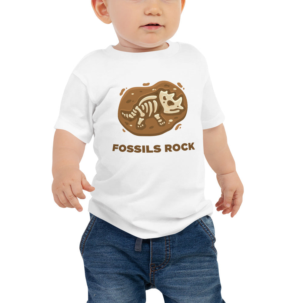 Fossils Rock Baby's T-Shirt