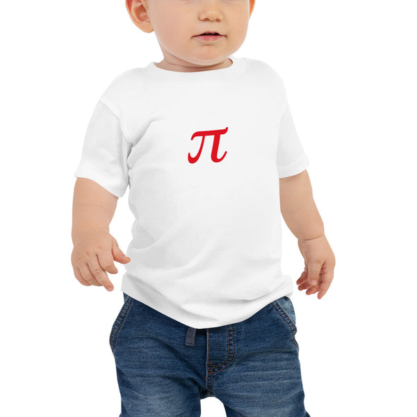 Pie Symbol Baby's Maths T-Shirt