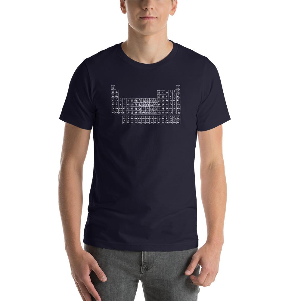 2019 Updated Periodic Table of Elements T-Shirt