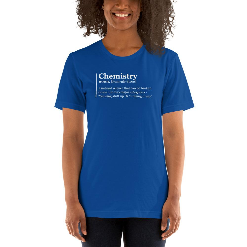 Chemistry Definition T-Shirt