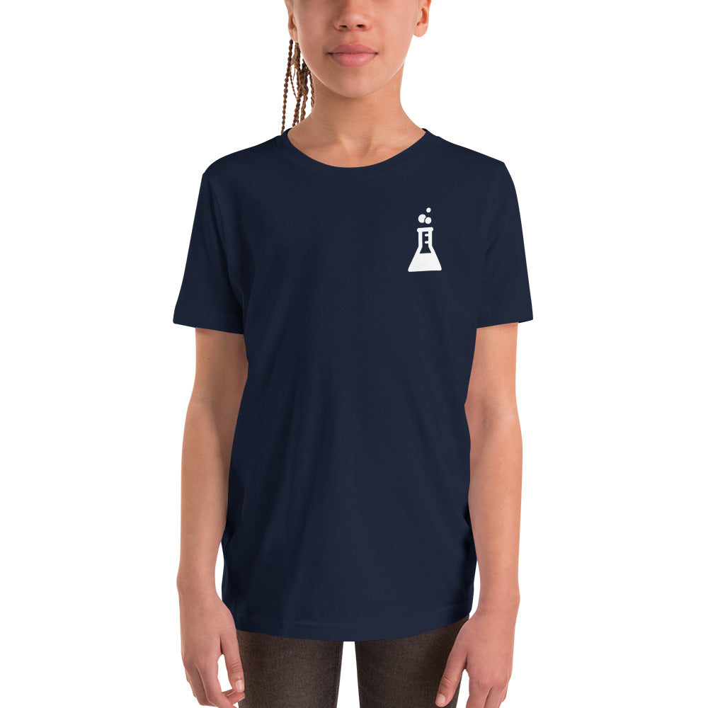 Chemistry Flask Kids T-Shirt