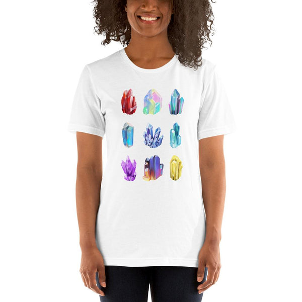 Crystal Collection Illustrations T-Shirt