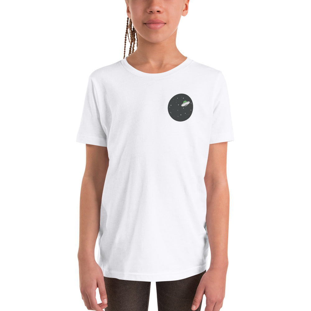 UFO Kids Space T-Shirt