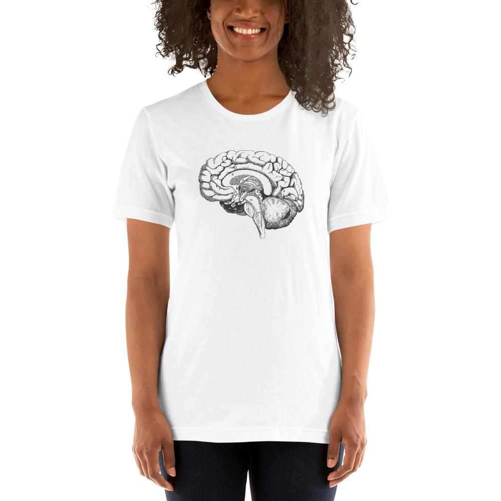 Anatomical Brain T-Shirt