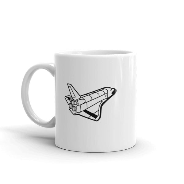 NASA Space Shuttle Mug SciDye Default Title