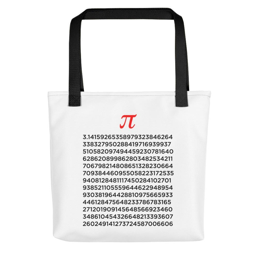 SciDye Pie To 314 Digits Tote bag Default Title