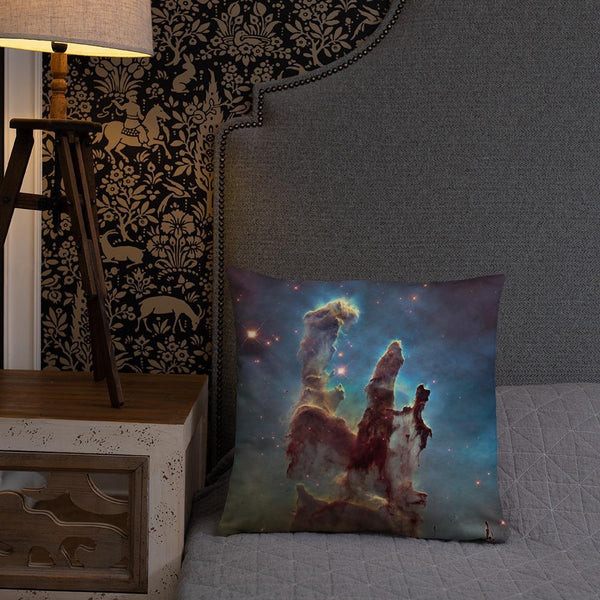 SciDye Pillars of Creation Cosmic Pillow