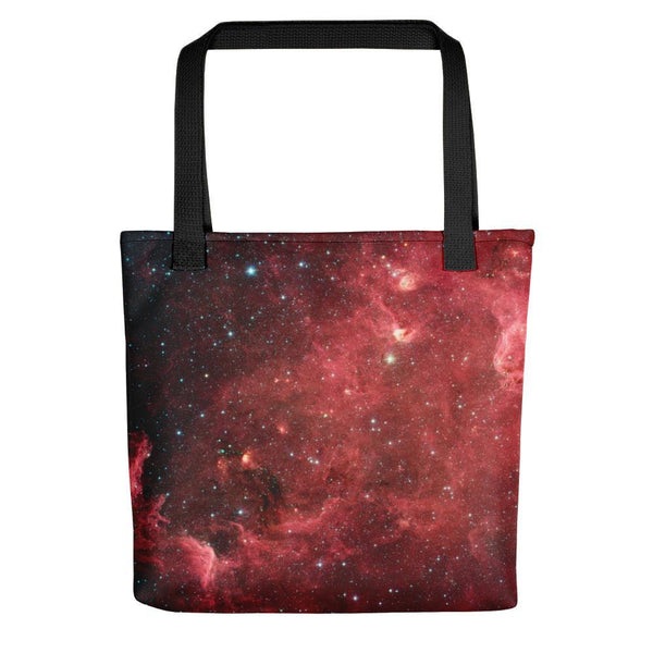 SciDye Red Cosmic Tote bag Default Title