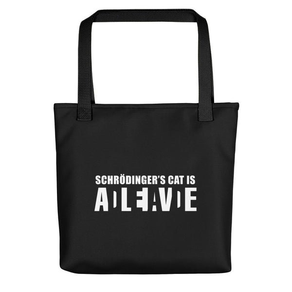 SciDye Schrödinger's Cat Tote bag Default Title