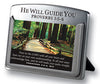 He Will Guide You: Scripture Card Holder