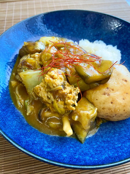 RECIPE: Japanese Curry Rice