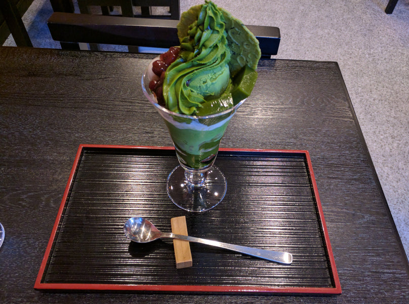 "Too ""Matcha"" Fun: Sampling Matcha in Different Forms"
