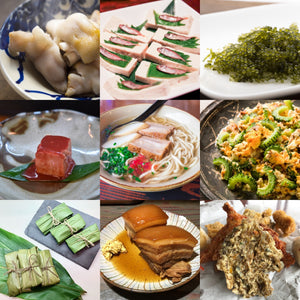 Okinawa food and cuisine