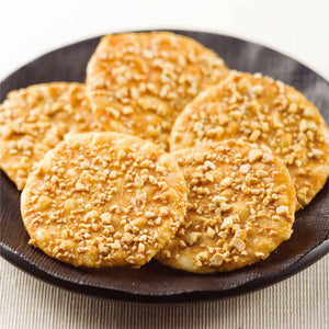 Senbei Japanese Rice Crackers