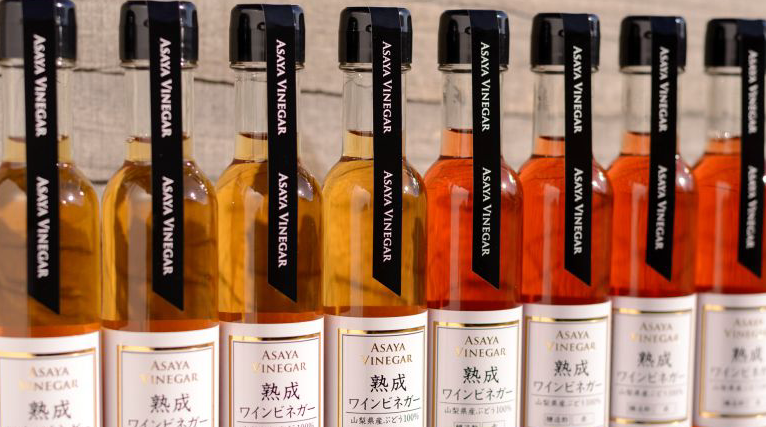 PRODUCER SPOTLIGHT: Asaya Vinegar's Yamanashi 5 Year Aged Wine Vinegar