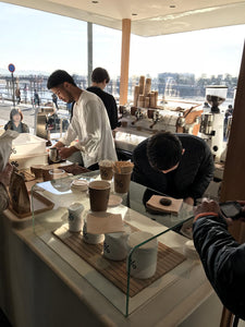 The Kyoto Coffee Scene
