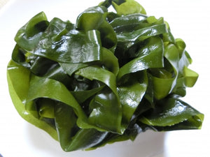 Wakame seaweed from Japan