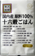 Asahi 16 Kinds of Grain Mix