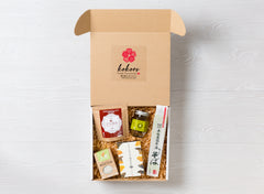 KOKORO CARE PACKAGES: NOURISHING ESSENTIALS (GIFT) monthly subscription box of premium quality Japanese foods delivered straight from Japan to your door