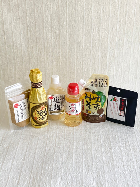 "Kokoro Care Packages Creative Beginnings: Redefining ""Wa"" Care Package full of Japanese essentials for your pantry"