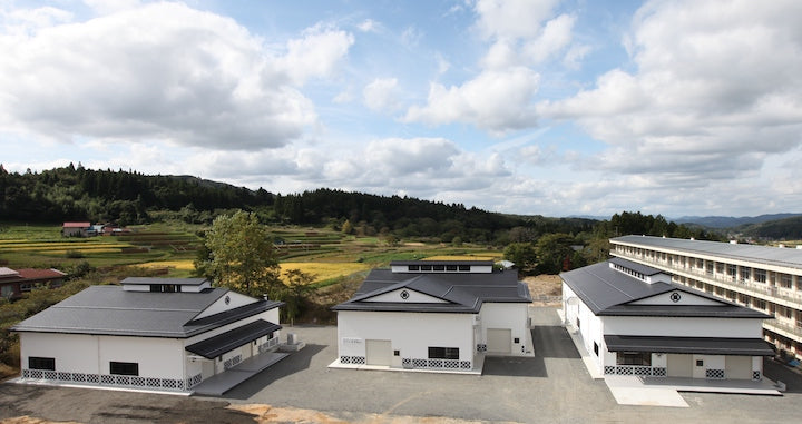 Yagisawa Shoten Rebuilt Soy Sauce Production Facilities