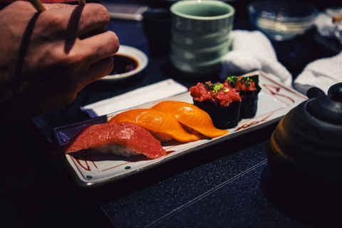 Etiquette rules on how to eat sushi, ramen and other Japanese food in Japan