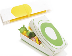 HO.H. Collapsible Bento Box