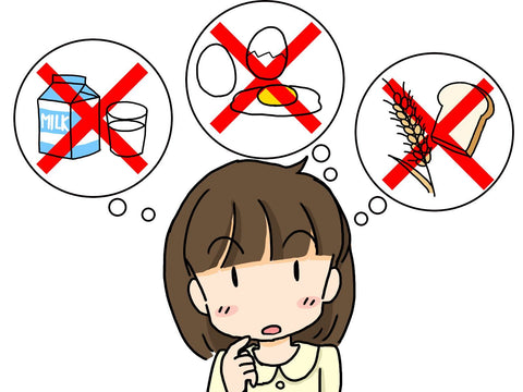 Common Food Allergens in Japan and How to Spot Them