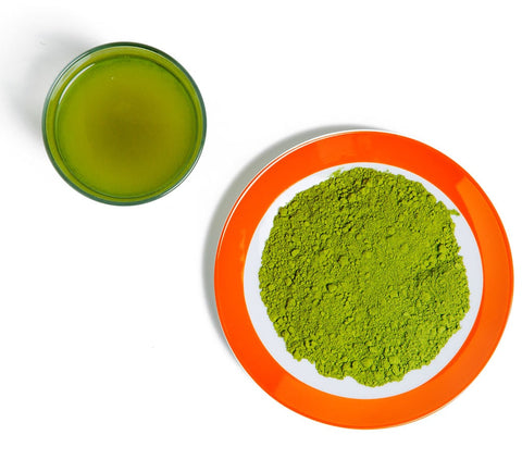 Japanese Green Tea Company's Match: Premium Japanese Powdered Green Tea
