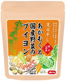 Akamoku (Algae) Vegetable Bouillon