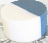 Indigo blue soap from Japan