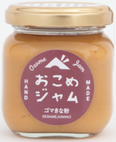 Vegetable Park's Sesame and Kinako Brown Rice Jam