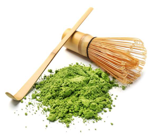 Japanese Green Tea Company Bamboo Whisk (Chasen) and Scoop