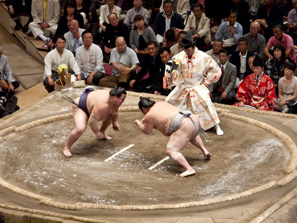 Sports in Japan - Sumo