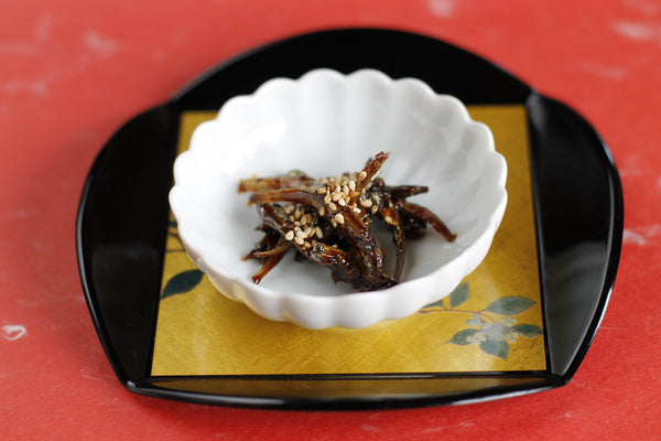RECIPE: Tazukuri (Dried Sardines)