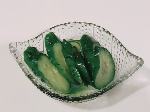 Tsukemono (Japanese pickled vegetables)