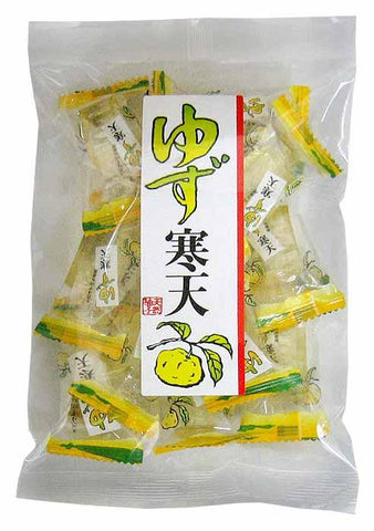 Taiyo Co Ltd Yuzu Vegan soft candy