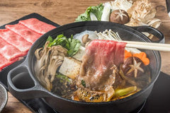 Traditional Japanese Hot Pot: sukiyaki is probably one of the more popular and well-known nabe dishes in and outside of Japan.