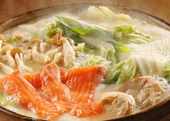 Traditional Japanese Hot Pot: Hailing from the northernmost island of Japan, Hokkaido, ishikarinabe uses some ingredients that are rather unusual to Japanese cuisine: butter and milk.