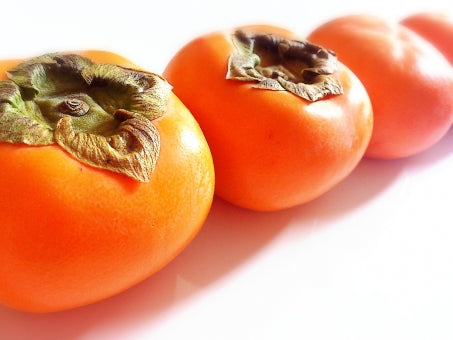 fall delights in japan persimmons