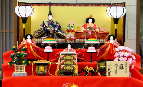 Hinamatsuri, also known as Girls' Day, is a celebration that occurs annually on March 3rd in honor of girls in Japan.