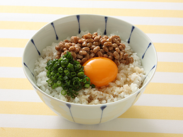 Japanese food: Natto from Japan